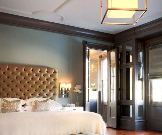 Bedroom light fixtures that are here to stay · trendir magazine