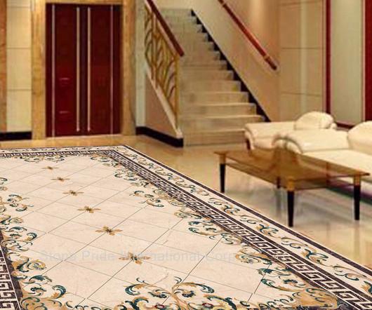 Ceramic tile membrane