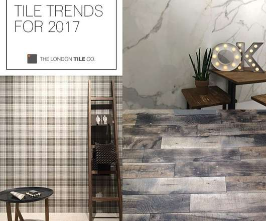 2017 and trends ceramic central for Tile flooring trends 2017