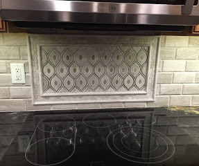 backsplash ceramic central